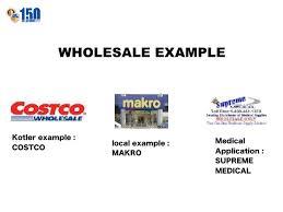 Chapter 16 Managing Retailing Wholesaling Logistics