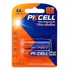 <b>Батарейка PKCELL</b> Ultra Digital Alkaline <b>AA</b>/LR6 — купить по ...