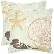seafoam green throw pillows. Wonderful Pillows Safavieh Eve Seafoam Green 18inch Square Throw Pillows Set Of 2 Throughout Seafoam S