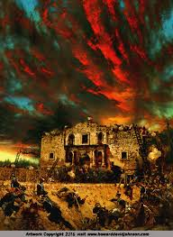 Image result for siege of alamo