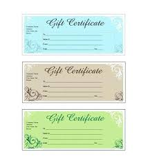 Microsoft Word Gift Certificate Templates Sample Business Gift Certificate Download Templates For Word