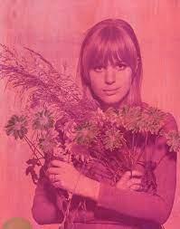 Marianne Flowers – Madder Violet 2017 – 45 RPM Furr & Mankowitz