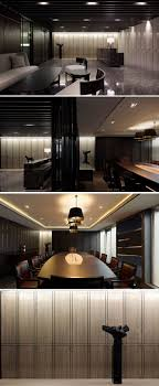 luxury office interior design. perfect design i love the dark sleek contemporary feel to space minimal luxury  office design dedicated deliver superior interior acoustic experince intended interior
