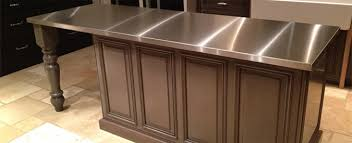 are stainless stell countertops cost of stainless steel countertops simple prefab granite countertops