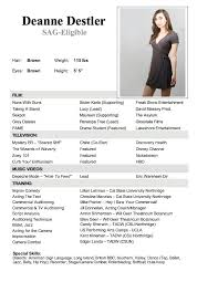 Dance Resume. Teacher Resumes Templates Maths Teacher Resume ...