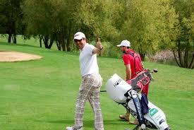 rencontre homme golfeur