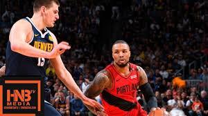 Denver Nuggets vs Portland Trail Blazers - Game 7 - Full Game Highlights
