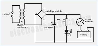 12v battery charger bridge rectifier wiring diagram sportsbettor me DC Rectifier Wiring simple 12 volt charger circuit home built battery charger, 12v battery charger bridge rectifier wiring diagram