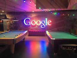 google office fun. Here We Have A Games Area Fit Out With Pool, Table Tennis And Other Fun Activities. Google Office