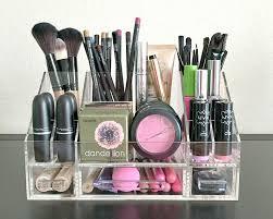 arya makeup organizer storage modular tray the beauty cube