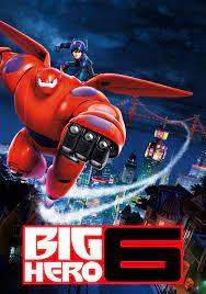 Phim - [Fshare][Phim hoạt hình] Big Hero 6 (2014) - Biệt Đội Big Hero 6  [Thuyết