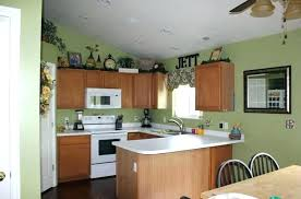 green kitchen paint light green kitchen light green kitchen wall color and oak wood cabinet with white light sage green kitchen paint