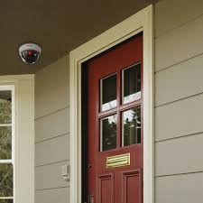 front door security cameraFake Security Camera Dome  Dummy Dome Camera  SABRE