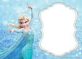 10,750+ customizable design templates for 'frozen birthday invitation'. Frozen Birthday Invitations Editable Printable Page 1 Line 17qq Com