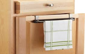 towel bar with towel. White Towel Bar 36 Inch Modern Rack Small Over The With