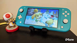 does nintendo switch lite support