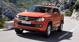 VW Says It Could Sell Amarok Pickup Truck in the U.S. if Chicken Law ...