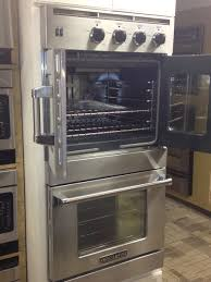 Gas Double Oven Wall American Range Arofsg230 30034 Double French Door Nautral Gas