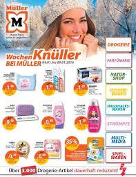 Müller prospekt drogerie
