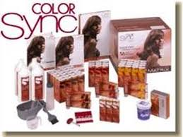 Colorsync Matrix Chart How To Use Matrix Color Sync Hair Color On Gray Hair Leaftv