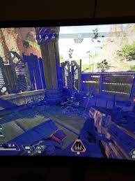 Apex Legends Messes Up The Colors Of My Monitor Samsung