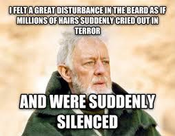 Obi Wan Kenobi – Now, That's a Name I've Not Heard in a Long Time ... via Relatably.com