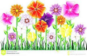 Small Picture Flower Garden Border Clip Art Home Design Ideas
