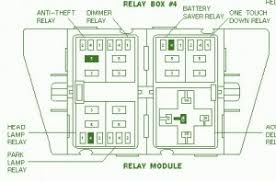 acura cl fuse box diagram wiring diagrams