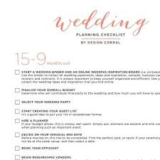 wedding checklist templates the 25 best wedding checklist template ideas on pinterest