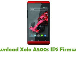 Download Xolo A500s IPS Firmware ...