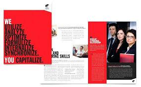 Recruitment Brochure Template Recruiting Brochure Template Recruitment Agency Opusv Co