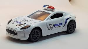 Jiawei Toys Aston Martin One 77 Police City Safety Car 1 6 Flickr