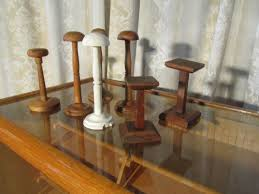 Wooden Hat Display Stand Unique A Collection Of Turned Wood Hat Stands And Shop Display Stands