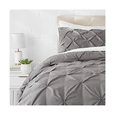 mua basics pinch pleat comforter