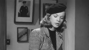 The beret of Vivian Rutledge (Lauren Bacall) in The Big Sleep ...