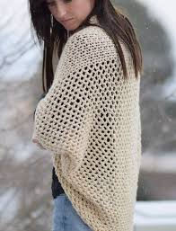 Crochet Shrug Pattern Cool Create A Different Look With Crochet Shrug Pattern
