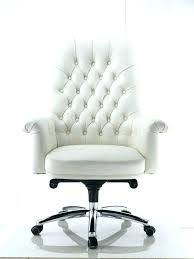 white leather office chair leather office chair no wheels desk white desk chairs office chair white