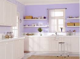 lavender wall paintKitchen Wall Colors To Inspire Enlighten and Spark Ideas