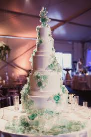 Turquoise And White Wedding Decorations Wedding Cake Ideas Nontraditional Wedding Cake Decorations And