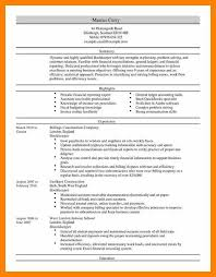 11+ Bookkeeper Resume Sample | Free Ride Cycles