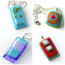 fused glass pendants putting the fun in fundraising