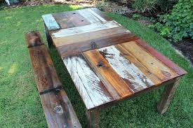 rustic wood patio furniture. Delighful Wood Patio Ideas Rustic Wooden Outdoor Dining Table Wood  Inside Furniture S