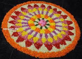 Simple Pookalam Design Onam Pookalam Design 21 Keralam Kerala Tourism Kerala
