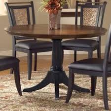 dark wood dining room sets with black wood claw table legs and dark brown leather chair pad stunning design for dining room decor