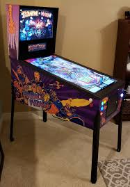 custom virtual pinball cabinet