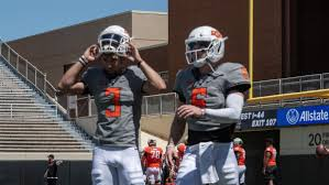 Oklahoma State Football Depth Chart Oklahoma State Depth Chart Released