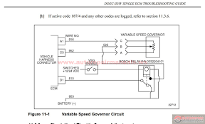 detroit diesel ddec iii iv single ecm troubleshooting guide