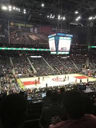 State Farm Arena Mcallen Seating Chart State Farm Arena Section 213 Home Of Atlanta Thrashers