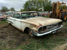 1960 Chevrolet IMPALA HT 4dr for Sale | ClassicCars.com | CC-992595