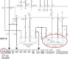 tps wiring pinout help mitsubishi lancer register forum attached images